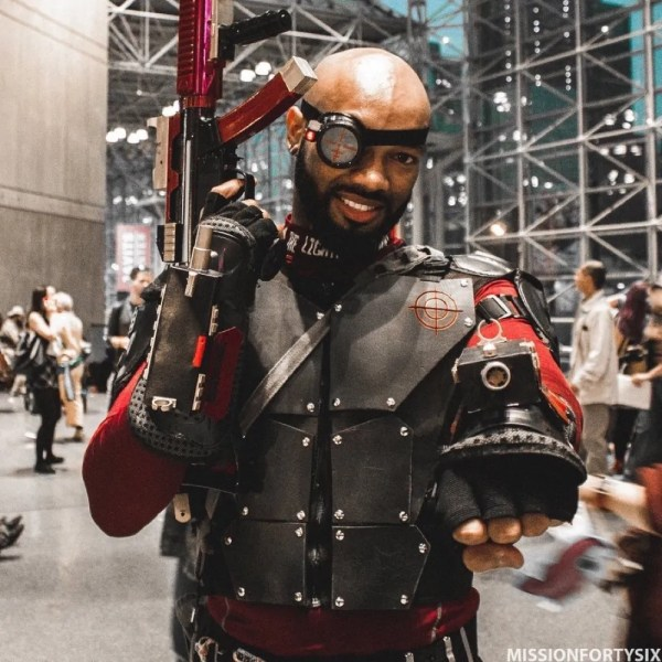 Deadshot Suicide Squad Cosplay Costumes
