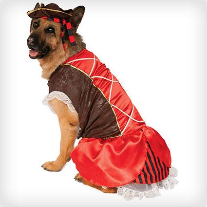 Price (low to high) price (high to low) savings … Costumes Pirate Buccaneer Caribbean Girl Pet Dog Cat Halloween Costume Pet Supplies