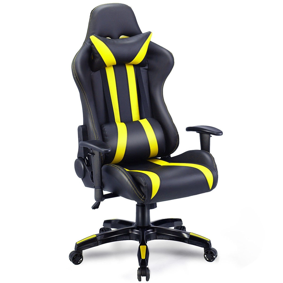 Racing Seat Office Chair Executive High Back Racing Style Gaming Chair