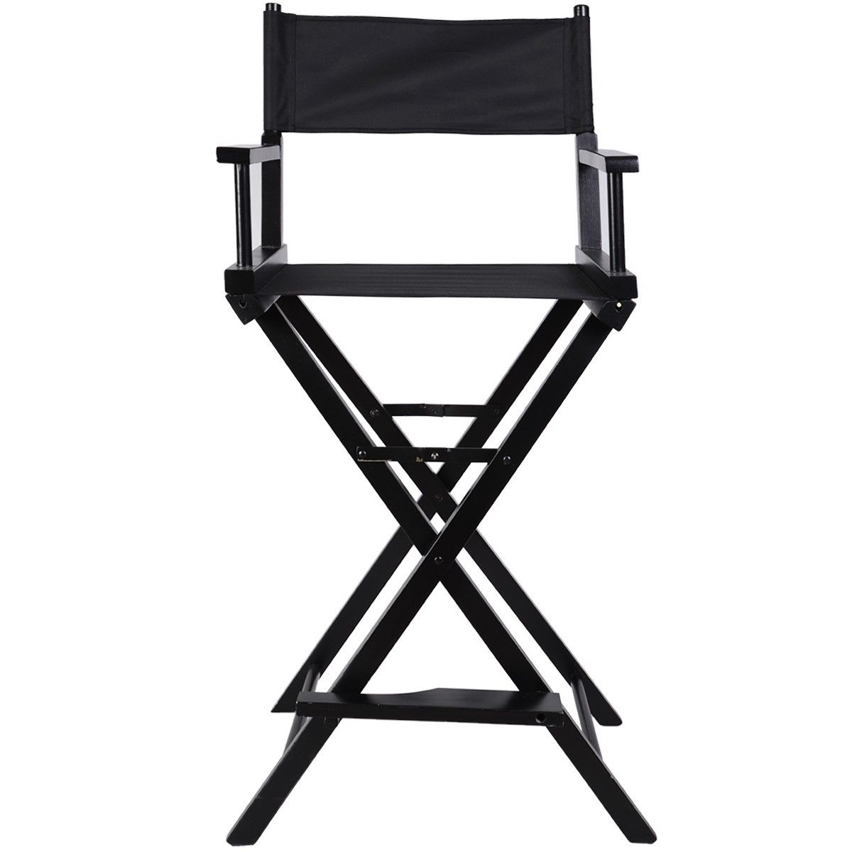 Earth Executive Vip Tall Directors Chair Makeup Chairs For Professionals Style Guru Fashion