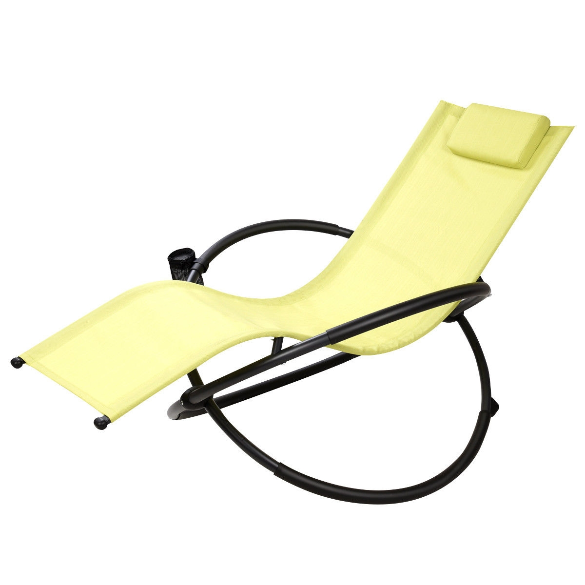 Gravity Lounge Chair Folding Zero Gravity Lounge Chair With Removable Pillow