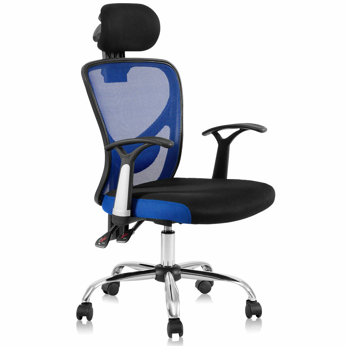 Ergonomic Chair Ergonomic Mesh High Back Office Chair With Headrest