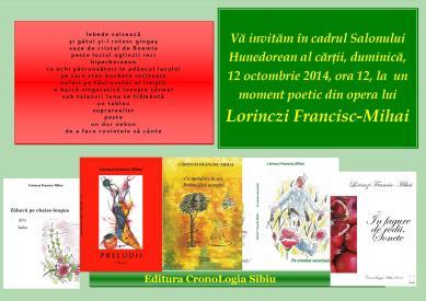 Afis carti Francisc