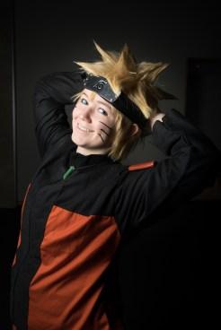 Cosplayer: Yukino Yoru Character: Naruto From: Naruto Shippuden Photographer: @cosweplayproject