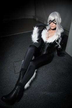 Cosplayer: @kombokittenonline Character: Black Cat From: Marvel Comics Photographer: @cosweplayproject