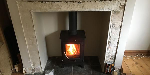 HETAS installers of Multifuel Woodburner in Yeovil