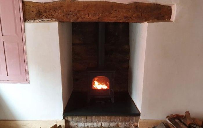 HETAS Woodburner Installers in Nether Stowey