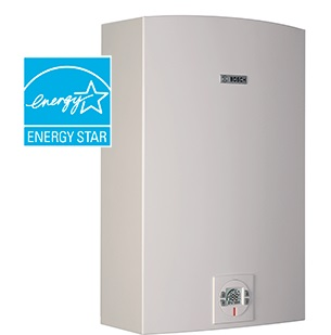 bosh gas tankless water heater review