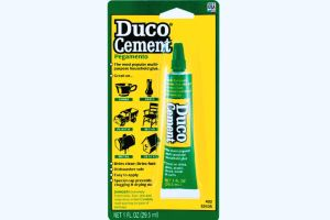 Duco Cement Plastic Glue Review