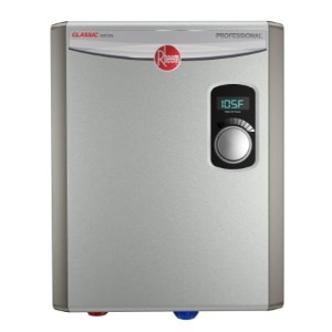 Rheem RTEX 18 Residential Tankless Water Heater Review