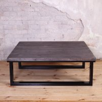 Modern Industrial Style Coffee Table | cosywood.co.uk