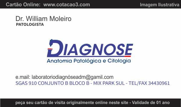 Diagnose Dr Willian