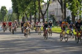 Aglomeratie - Cursa de mountain bike, Cupa Aradului, 12.05.2012