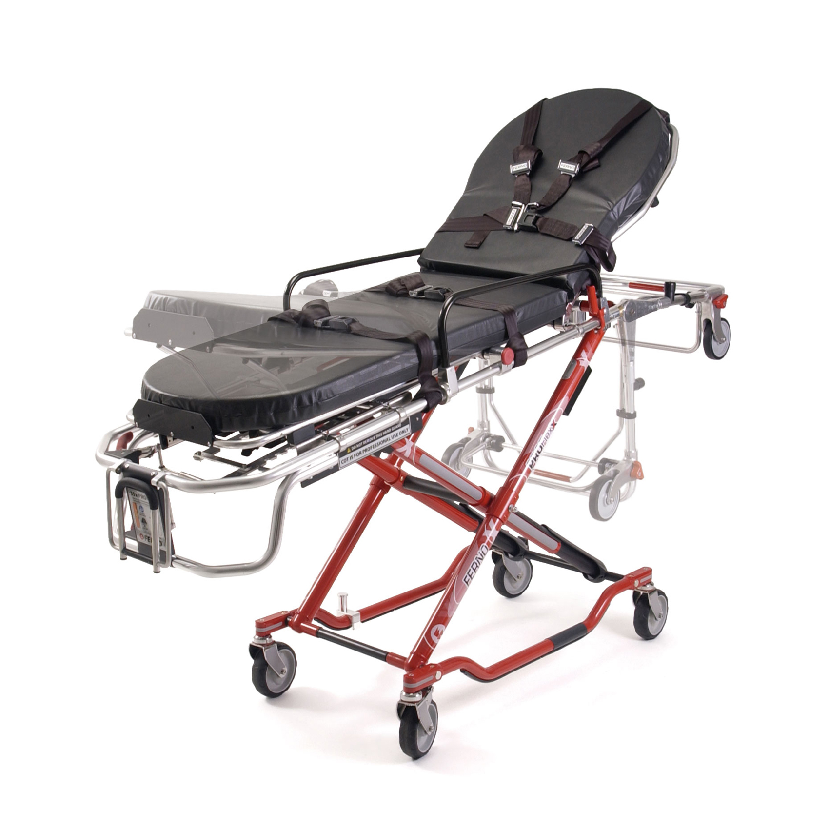 Stryker Stair Chair Ferno 35p Pro Flexx Refurbished Stretchers And Stair