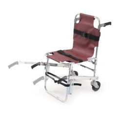 Stryker Stair Chair Manual Rocking Swivel Chairs Living Room Ferno Model 40 Refurbished Stretchers