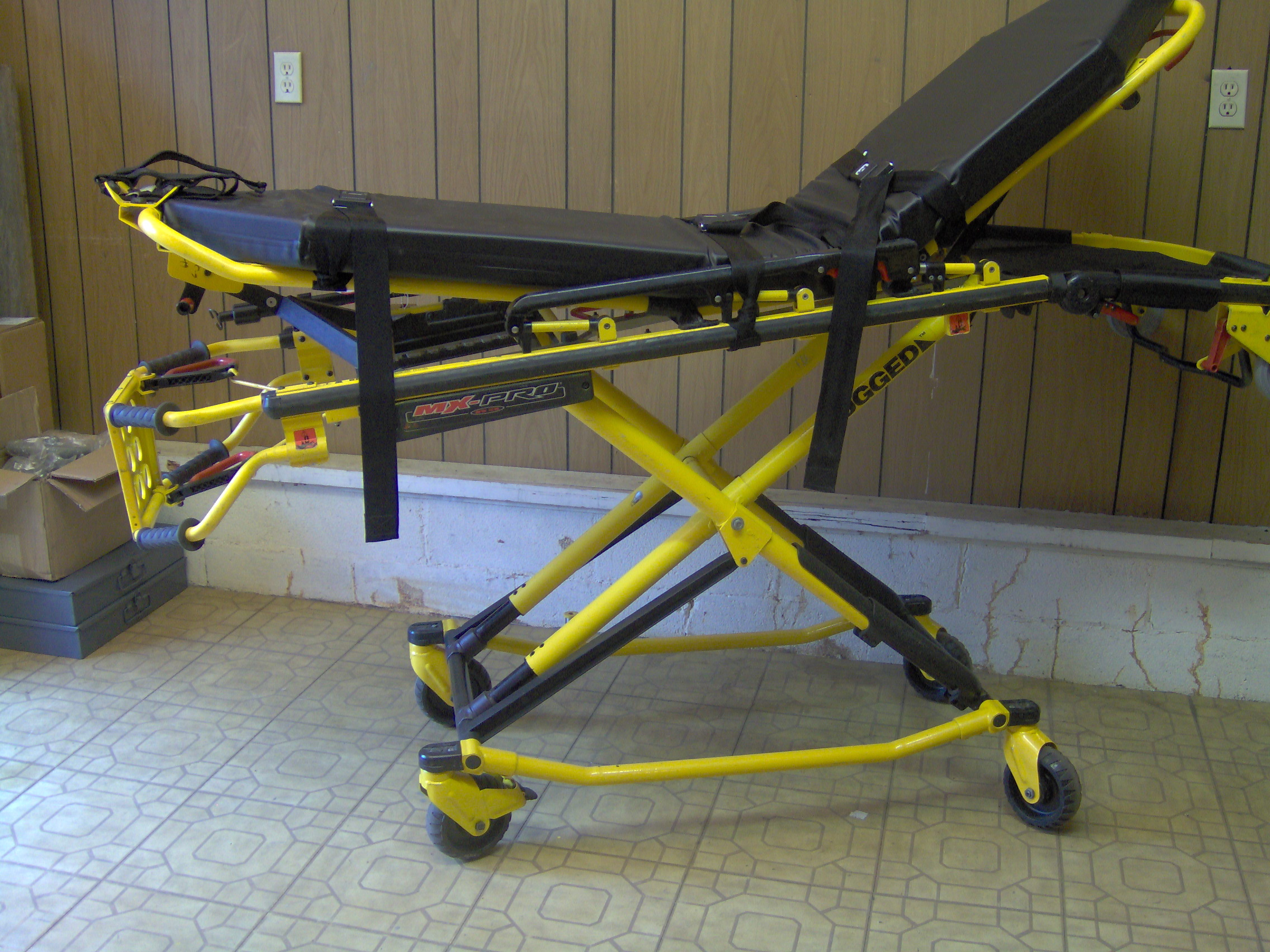 Stryker Stair Chair Stryker Mx Pro Reconditioned Cotdoc
