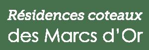 Logo des résidences des coteaux des Marcs d'Or