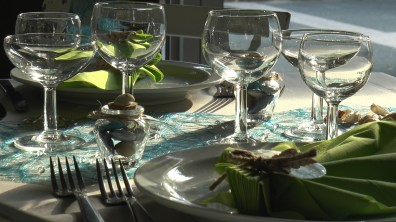 Mariage - Déco table