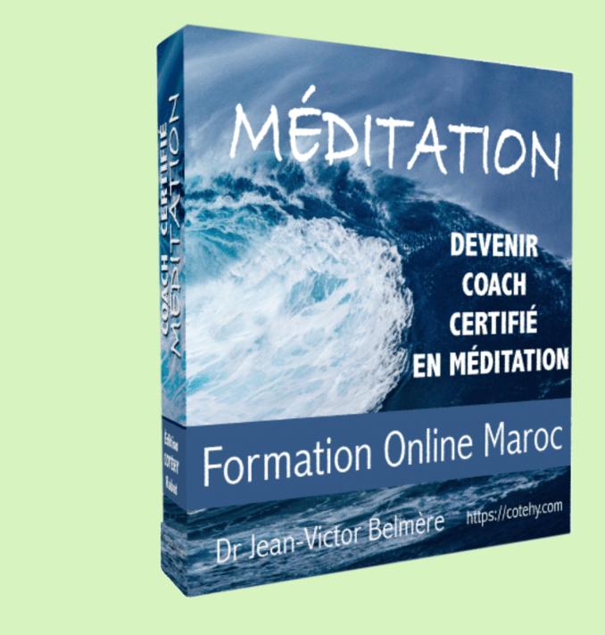 Méditation devenir coach certifié 1