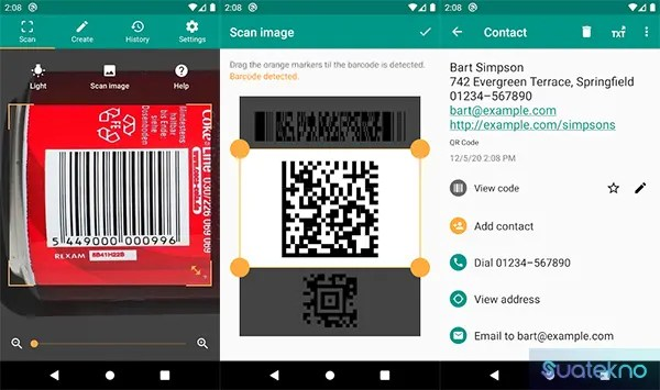 QR Code & Barcode Scanner - QR Code Scan App on Android and iOS