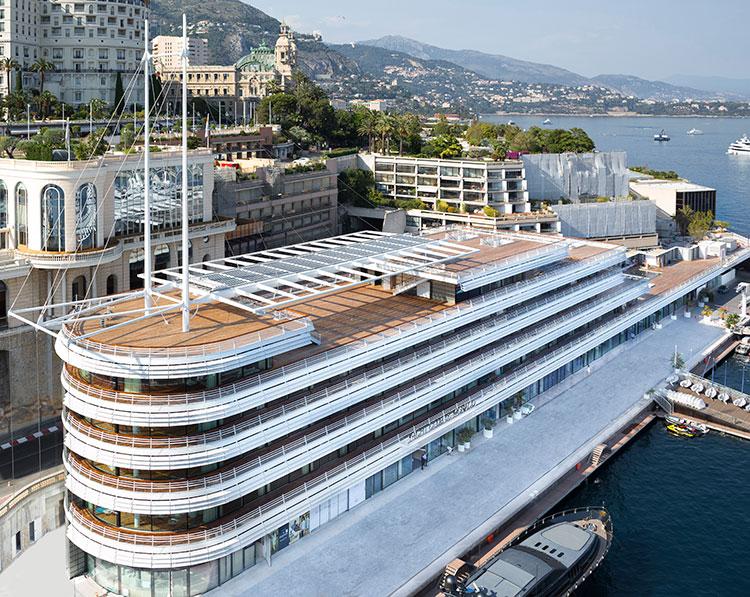Le Yacht Club De Monaco COTE Magazine Le Magazine