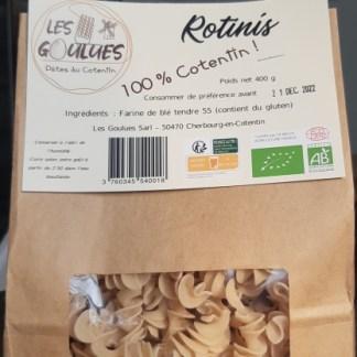 Sachet pâtes Rotinis