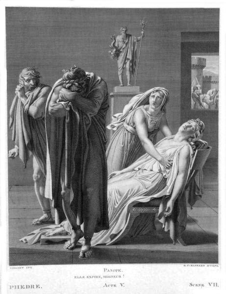 Jean Racine : Phèdre (1677)