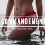 Développez un corps idéal: Les 5 commandements d'un régime futé
