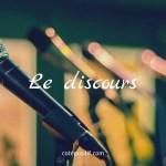 3 façons de terminer un discours avec impact