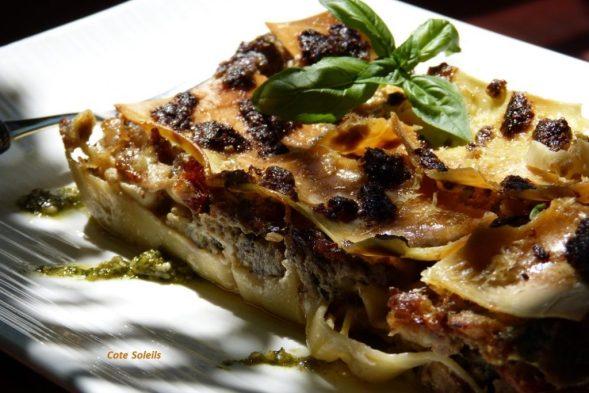 Lasagnes à l'italienne