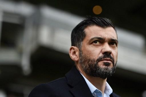Sérgio Conceição, nouvel entraîneur de Nantes.