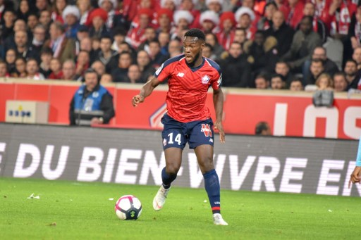 Jonathan Bamba (Lille)
