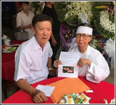 Image result for BÀ tHU nGUYỆT VỢ NS nGUYỄN vĂN đÔNG