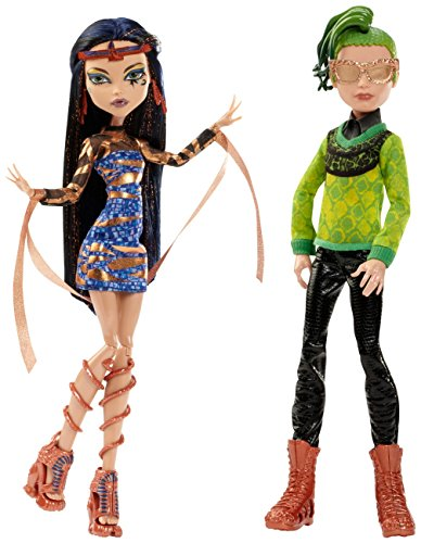 Monster High - Boo York, Boo York : monster, york,, Store, Monster, York,, Comet-Crossed, Couple