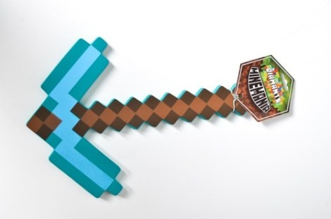 Pico Diamante Minecraft