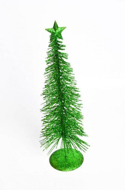 Arbol Alambre Grande Verde 40 cm