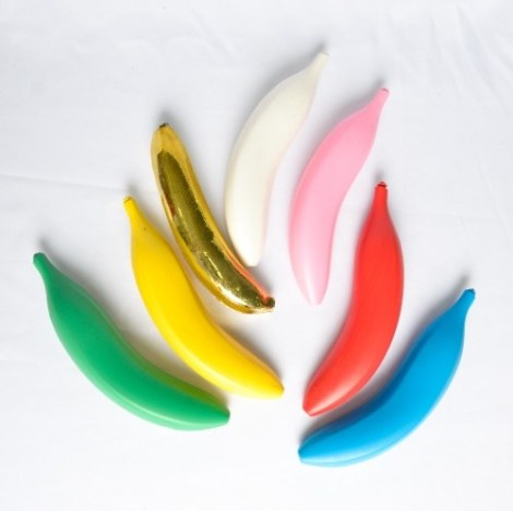 Maraca Banana x unidad