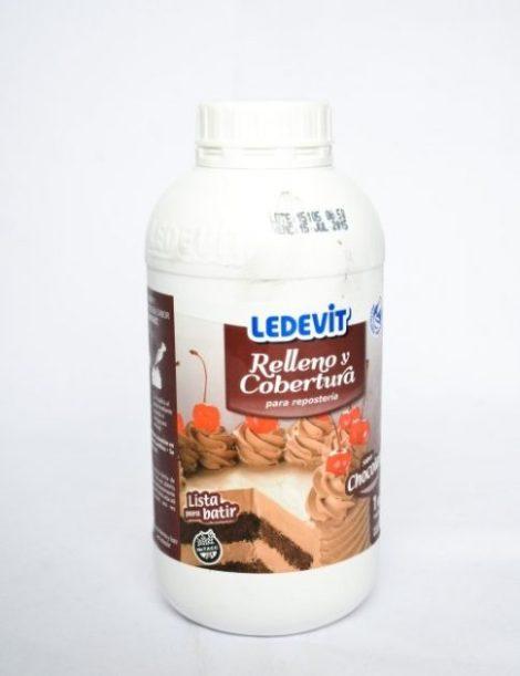 Crema Ledevit Chocolate x litro