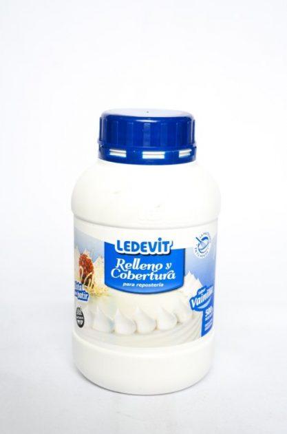 Crema Ledevit Vainilla x 500cm3