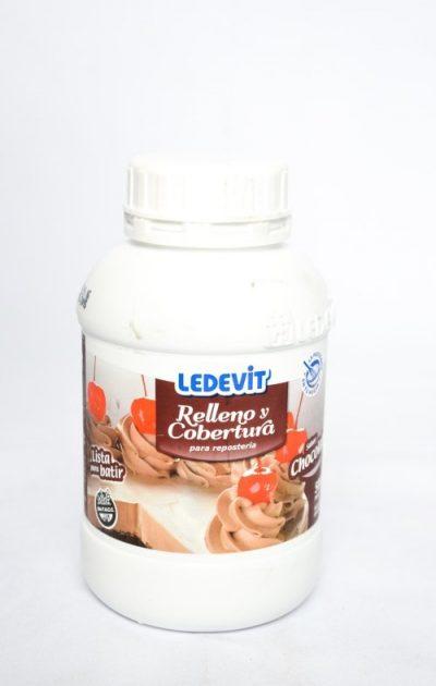 Crema Ledevit Chocolate x 500 cm3