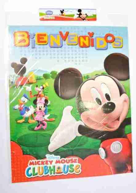 Afiche Mickey