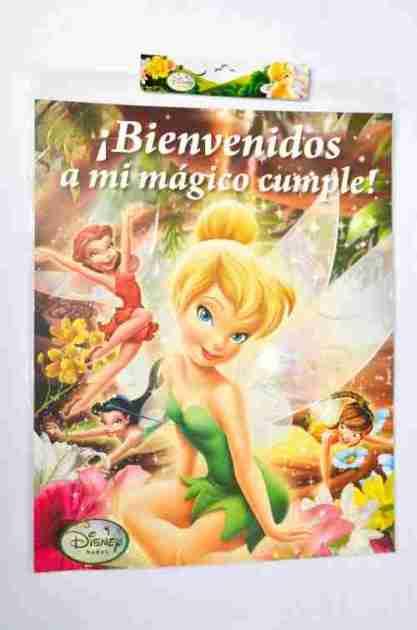 Afiche Campanita