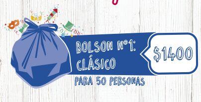 Bolson N1 Clasico