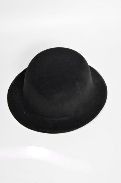 Sombrero Bombin Afelpado de plastico