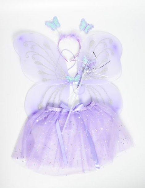 Set Mariposa Violeta