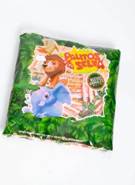Bolsa de caramelos Palito de la Selva x 600gr