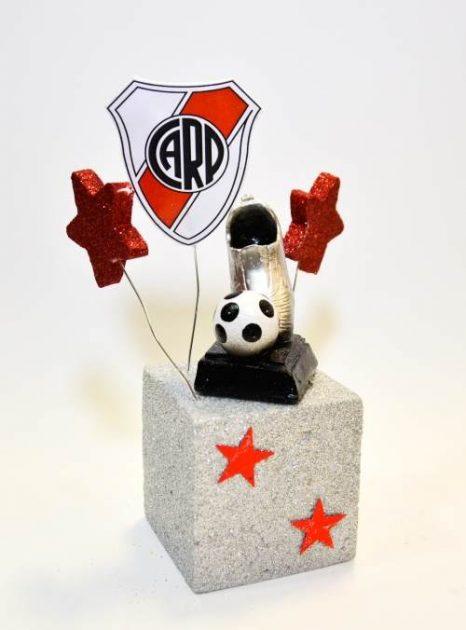 Adorno Torta River Plate