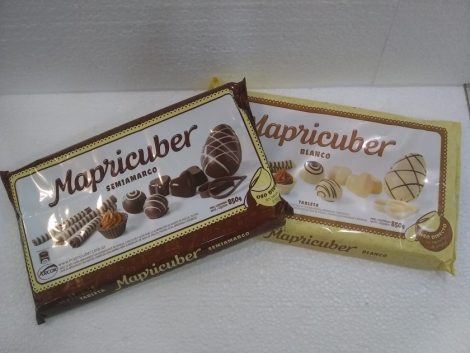 Chocolate Mapricuber