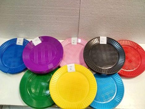 Platos de comida de plastico