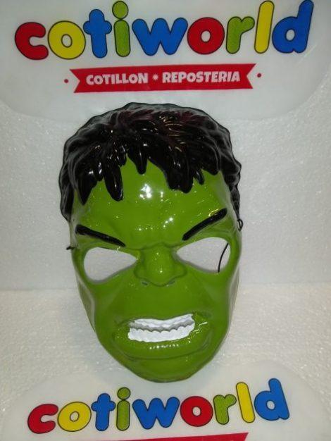 Careta Increible Hulk
